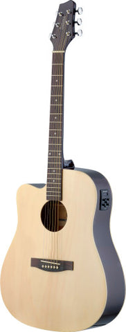 Stagg SA30DCE L Acoustic/Electric Left Handed