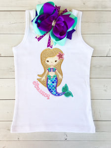 Mermaid Wishes - Mermaid SHIRT ONLY