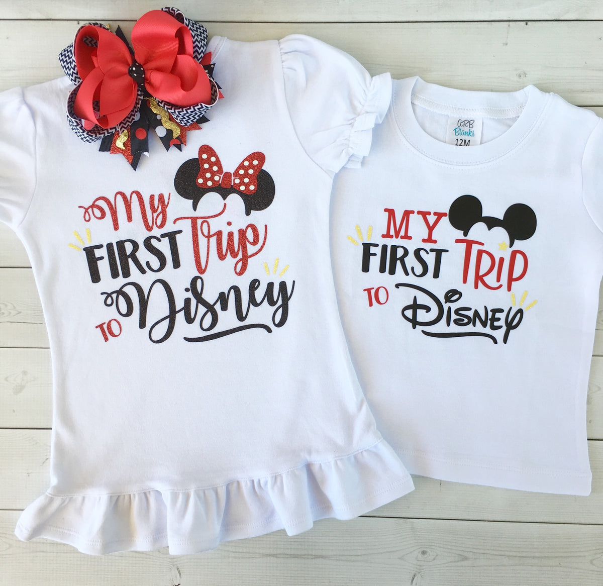 aa065258f10b4 Wish Upon A Star - My First Trip *BOYS* Shirt ONLY