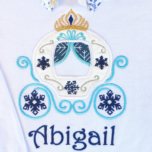 Snow Princess (Carriage) Shirt ONLY