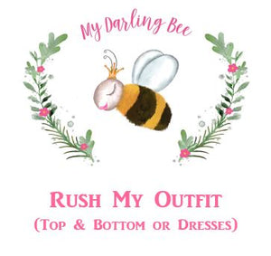 Rush My Outfit (Top and Bottom, Dresses)