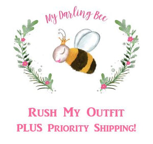 Rush My Outfit PLUS Priority Shipping