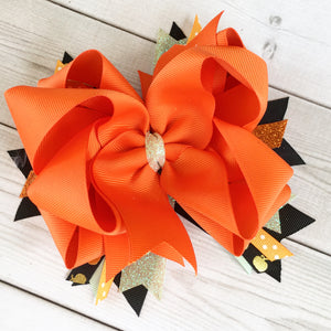 Ghostly Friends Boutique Hair Bow