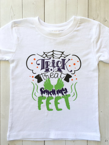 Smell My Feet Boy (or Girl!) Shirt Only