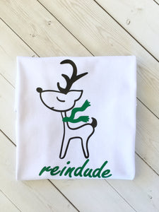 Reindude Boys Shirt ONLY