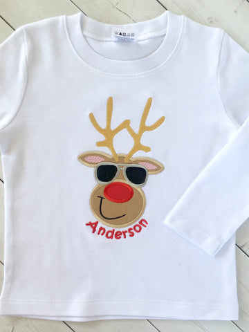 Up on the Rooftop (Reindeer Boy) SHIRT ONLY
