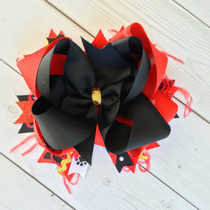 Miss De Vil Boutique Bow