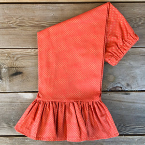 Autumn is Calling Pumpkin Ruffled PANT ONLY