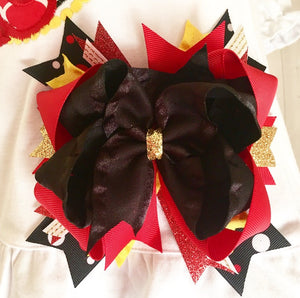 Miss Mouse Boutique Hair Bow