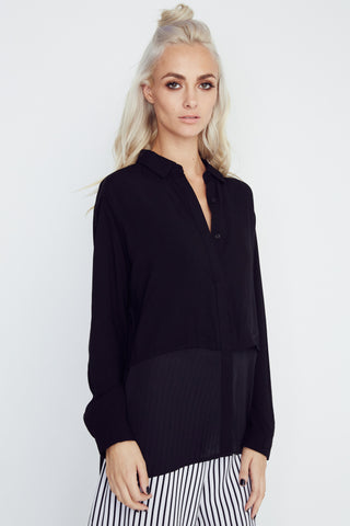 Signature 8-High Low Blouse