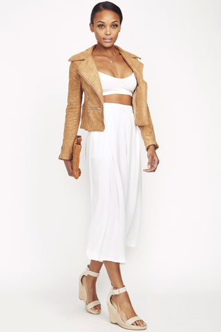 The Hanger- wide leg pants
