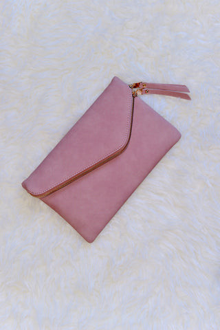 Muave Clutch bag
