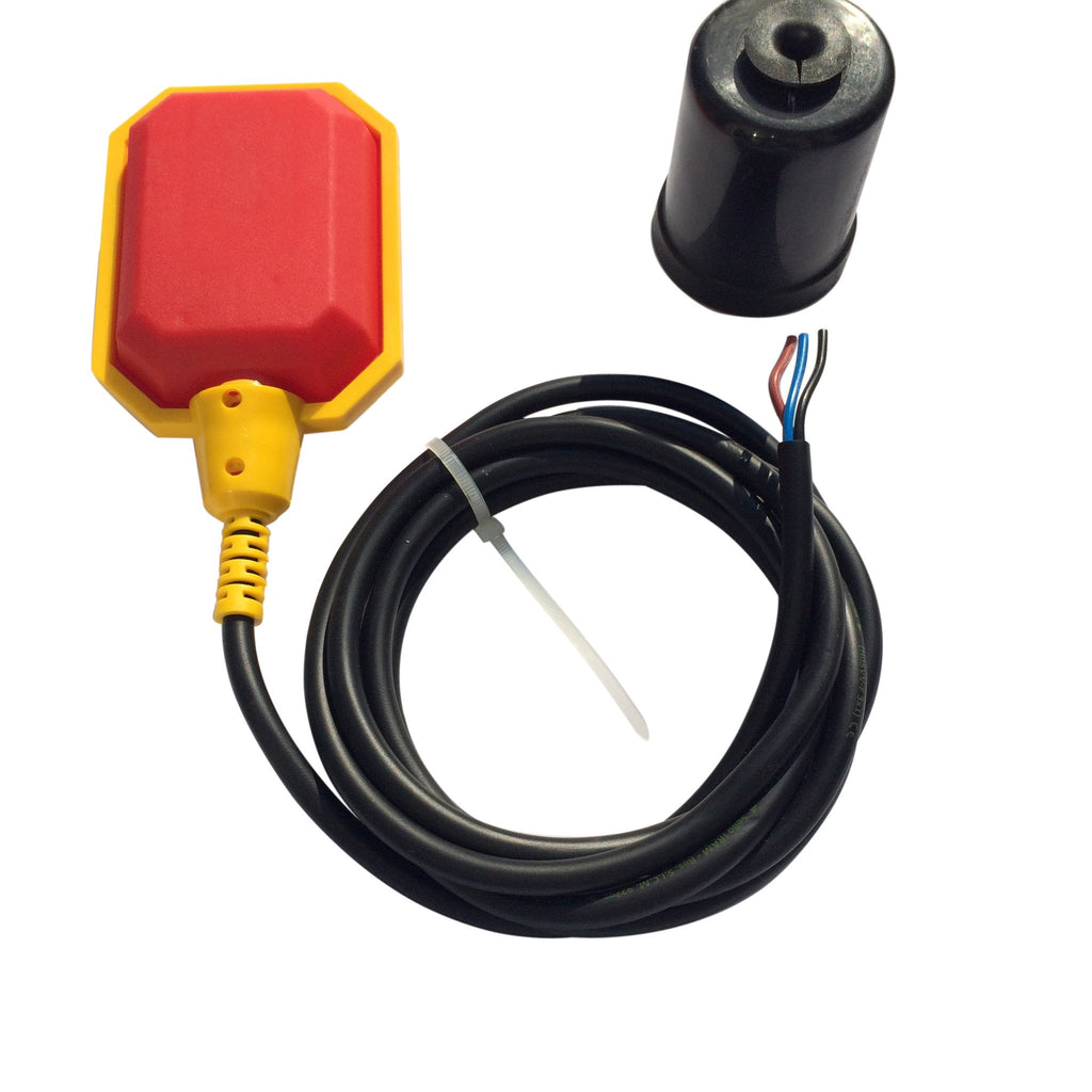 2359 Wire Lead Float Switches for Sump Pumps, Septic Tanks, Water Tanks - Level Sense (by Sump Alarm Inc.)