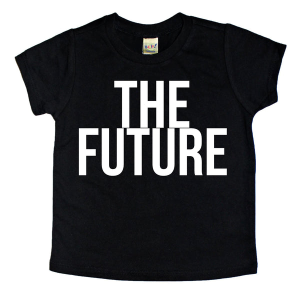 The Future - short sleeve tee