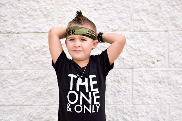 The_One_And_Only_Urban_Trendy_Kids_Cool_Graphic_Tee