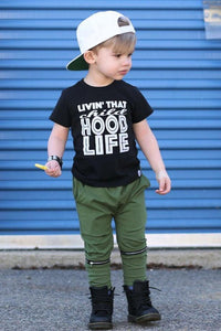 child_hood_life_Cool_Trendy_Urban_Kids_Graphic_Tee
