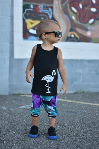 Flamingo Kids Tank Top