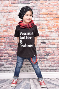 peanut_butter_and_jealous_Trendy_Cool_Urban_Kids_Graphic_Tee