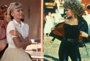ONJ as Sandy in Grease (Paramount Pictures)