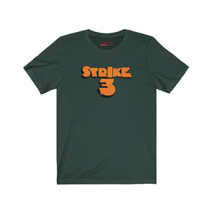 Men's Strike 3 tee