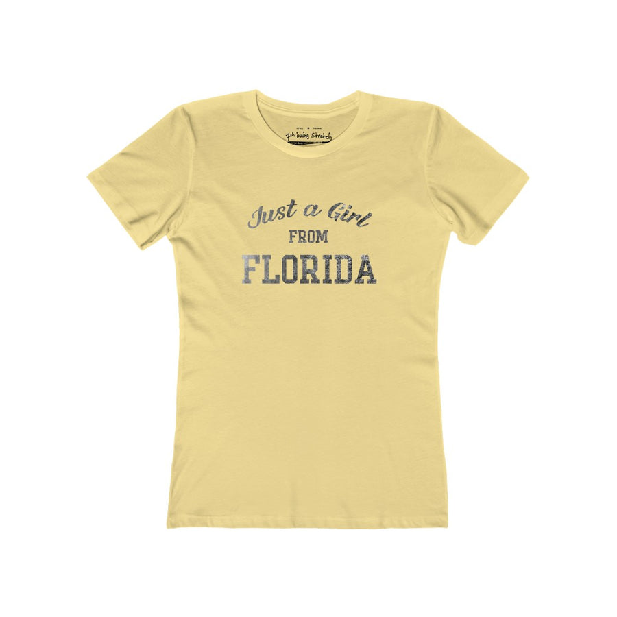 Women's just a girl from florida