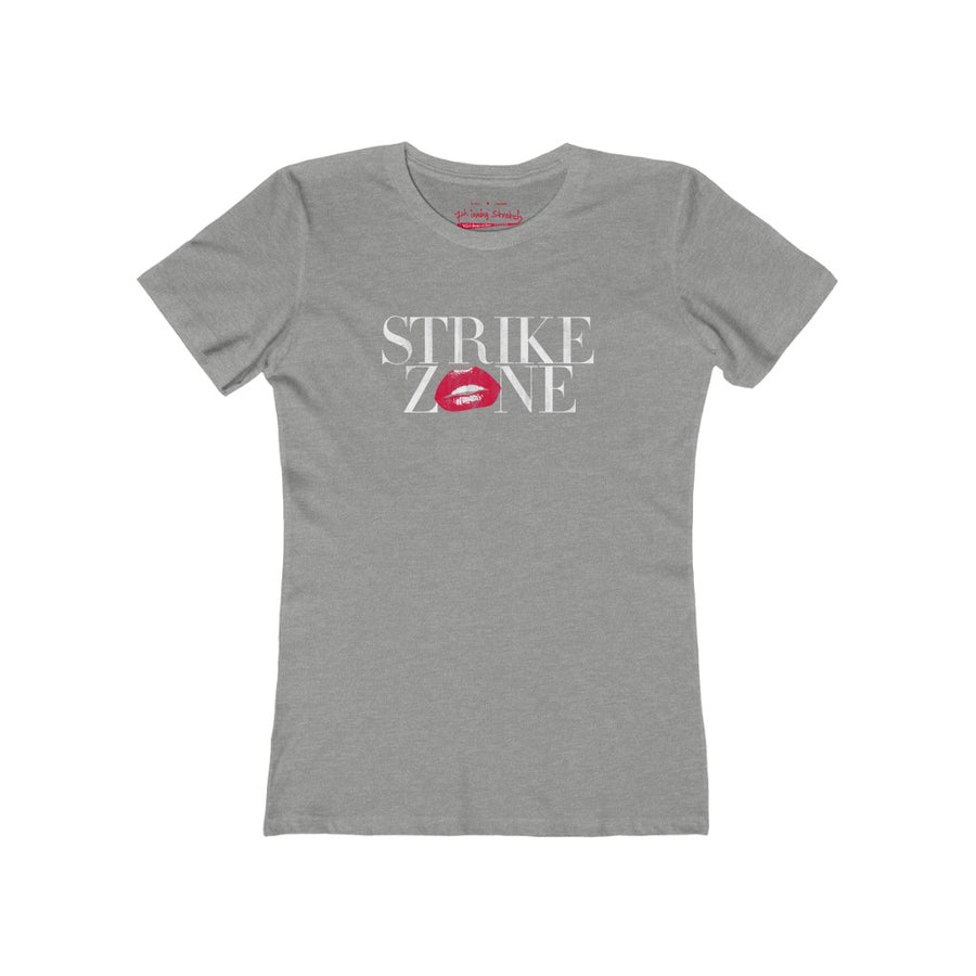 Women's strike zone t-shirt