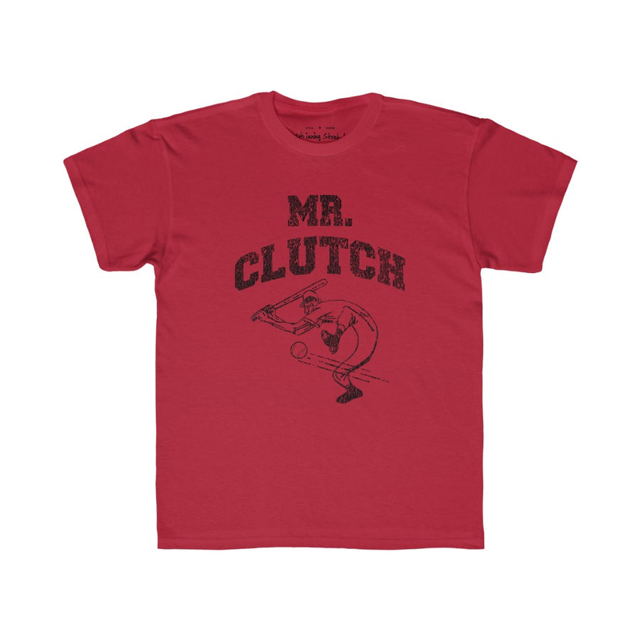 Kids mr clutch t-shirt