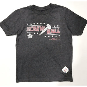 Screwball Kids T-shirt