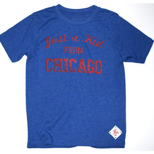Just a kid from Chicago - Kids Tees