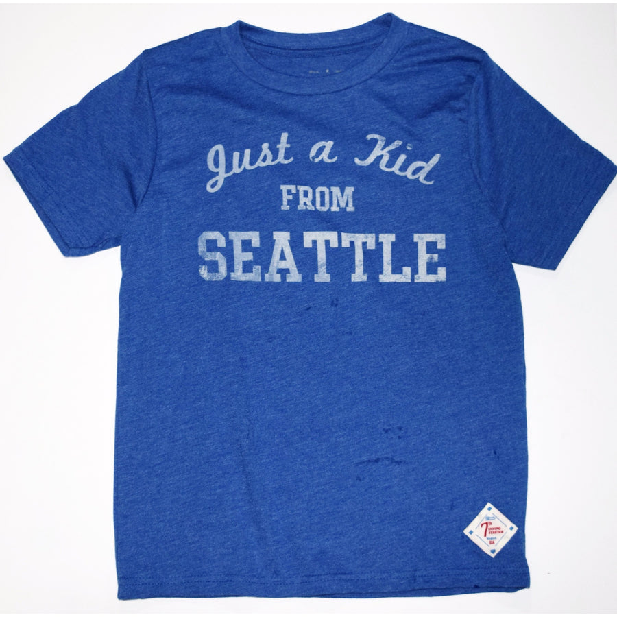 Just a kid from Seattle - kids tees