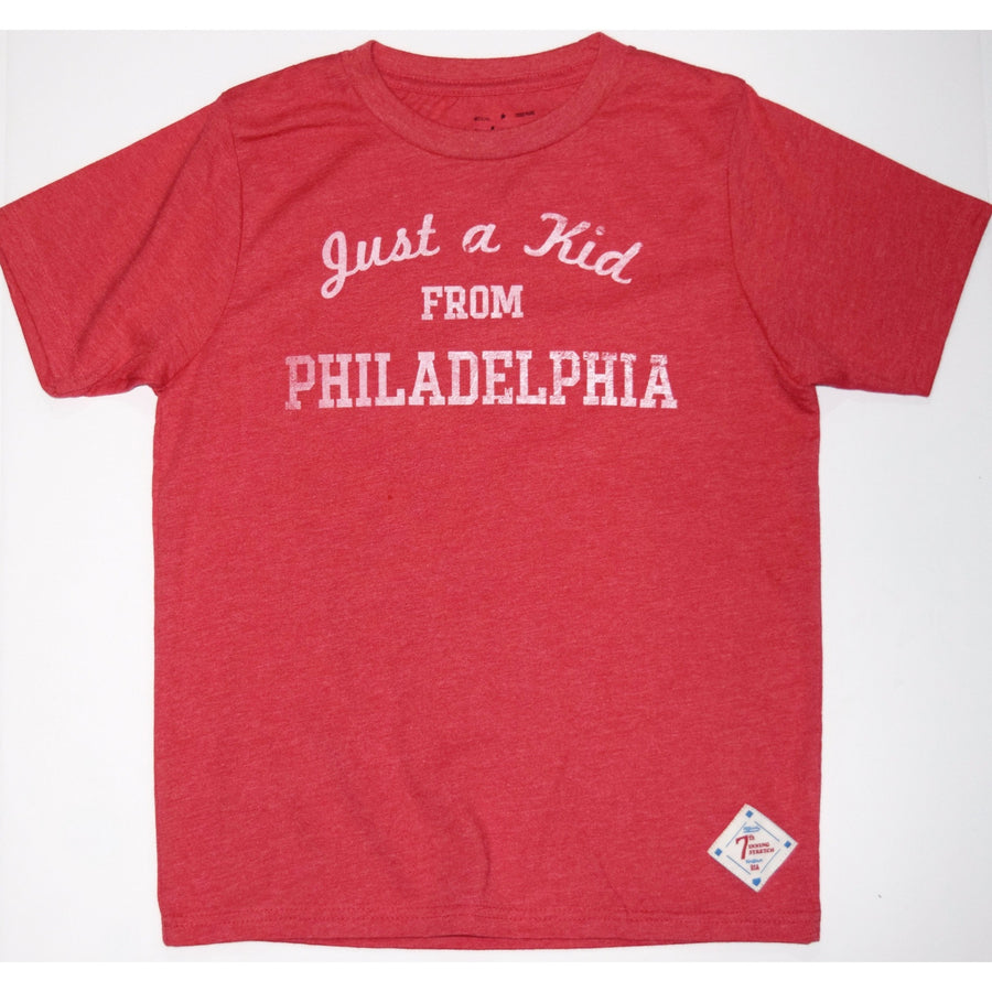 Just a kid from Philadelphia - kids tees