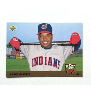 Manny Ramirez rookie card