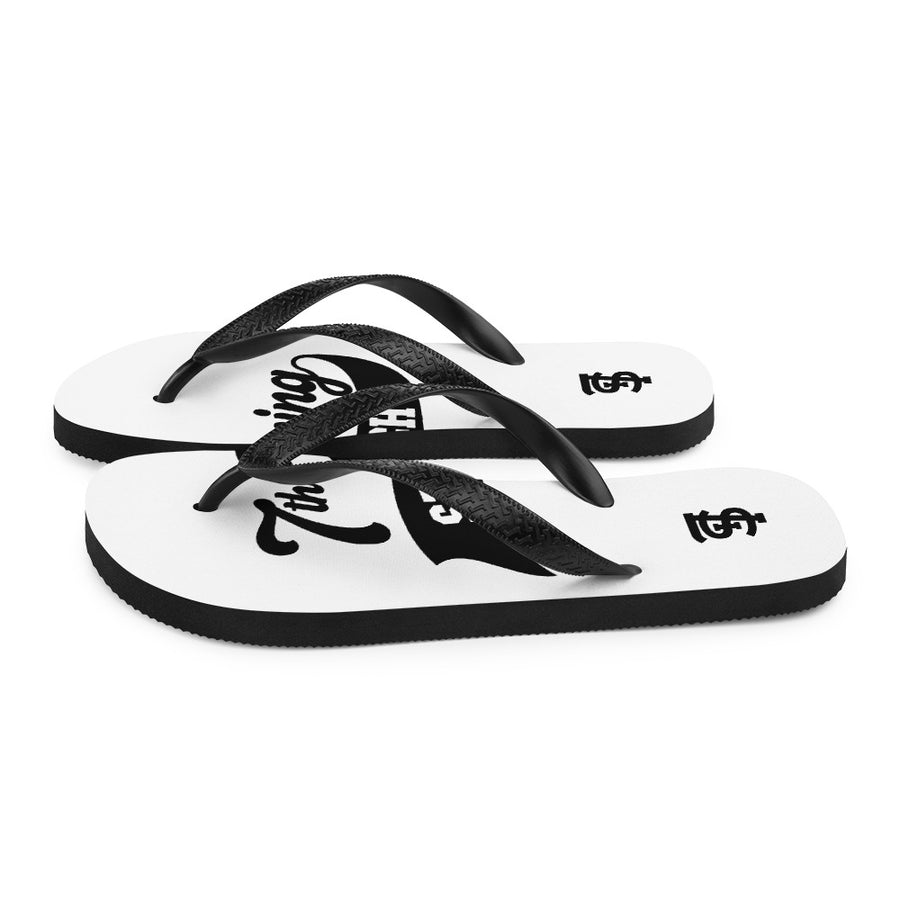 7th inning stretch flip-Flops