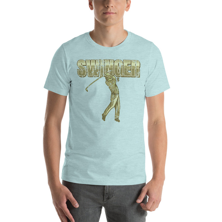 7th inning stretch Swinger tee