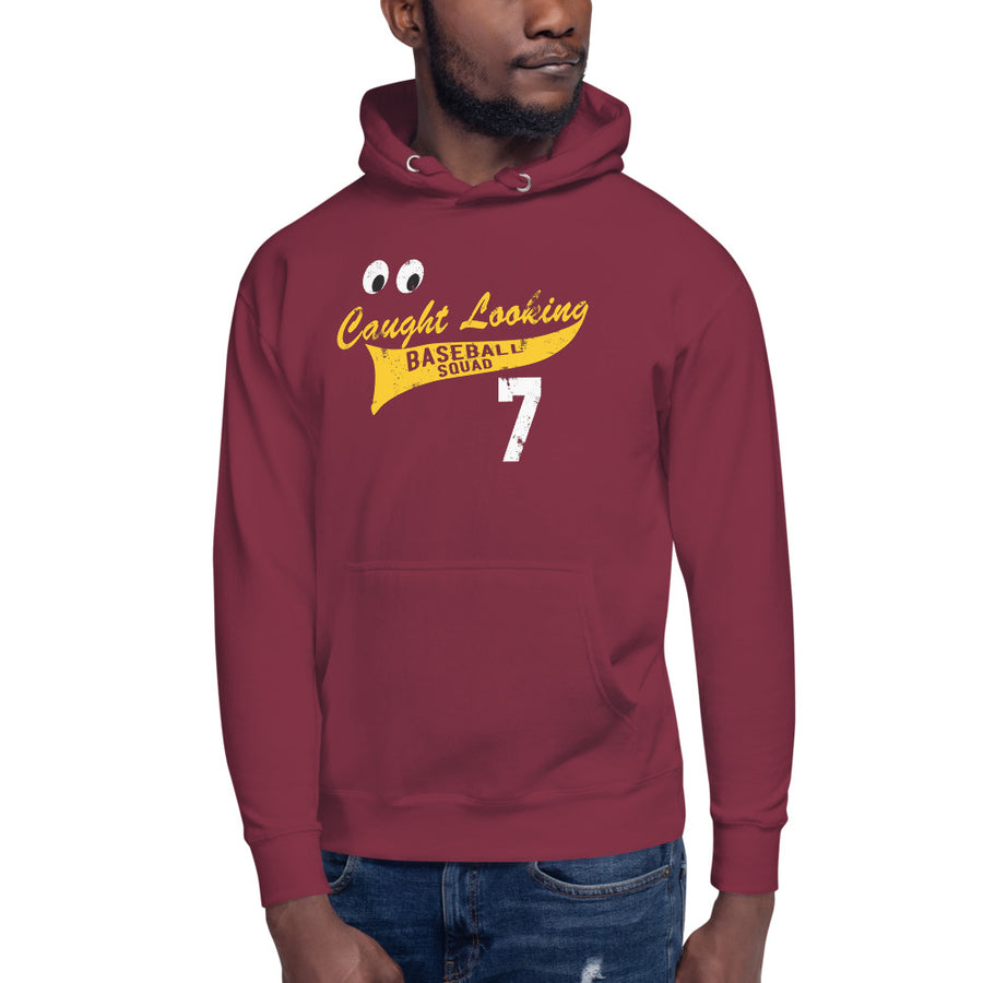 7IS caught looking hoodie