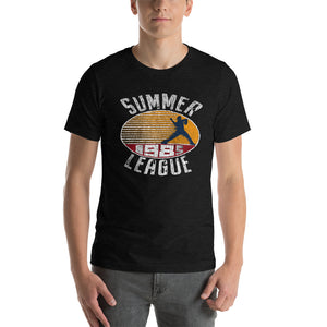 Summer league t-shirt