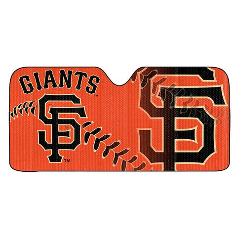 San Francisco Giants Auto Window Sun Shade