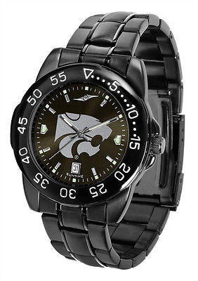 Kansas State Wildcats Men's Fantom Sport Watch