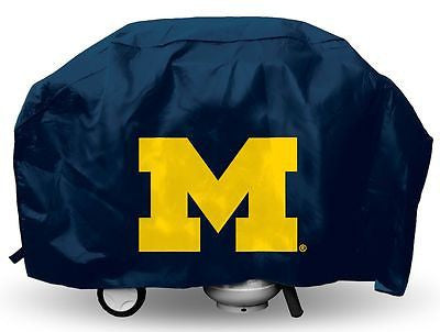 Michigan Wolverins Deluxe Grill Cover