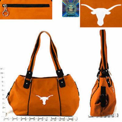 Texas Longhorn Embroidered Purse