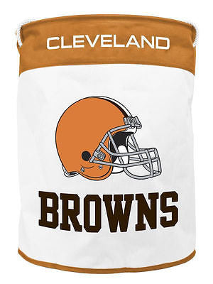 Cleveland Browns Canvas Laundry Tote