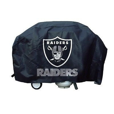 Oakland Raiders Deluxe Grill Cover