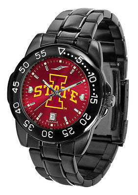 Iowa State Cyclones Men's Fantom Sport AnoChrome Watch