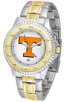 Tennessee Vols Competitor Two Tone Stainless Steel Men's Watch