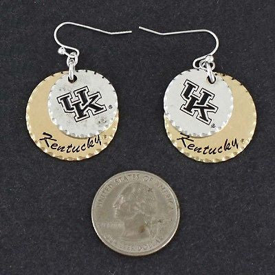 Kentucky Wildcats Earrings