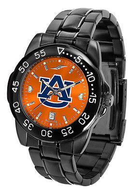 Auburn Tigers Men's Fantom Sport AnoChrome Watch