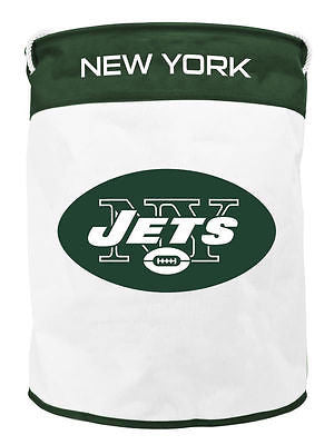 New York Jets Canvas Laundry Tote