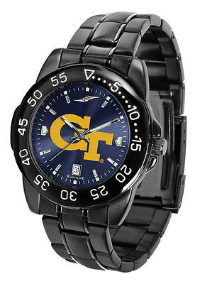 Georgia Tech Men's Fantom Sport AnoChrome Watch