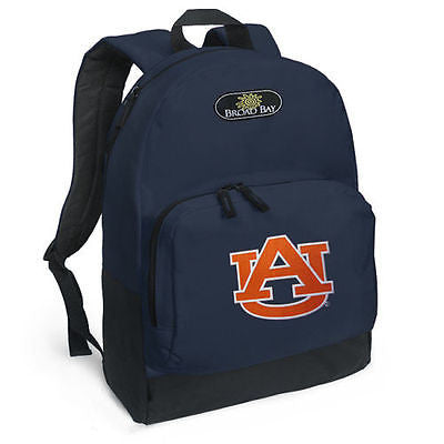 Auburn Tigers Embroidered NCAA Team Backpack