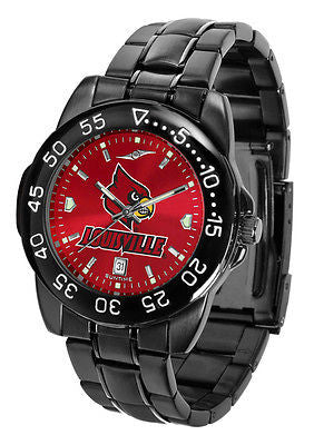 Louisville Cardinals Men's Fantom Sport AnoChrome Watch